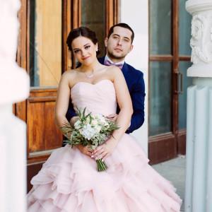 Свадьба Лизы и Алексея